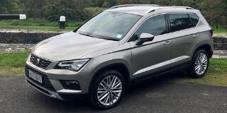 SEAT Ateca 2017 seminueva queretaro
