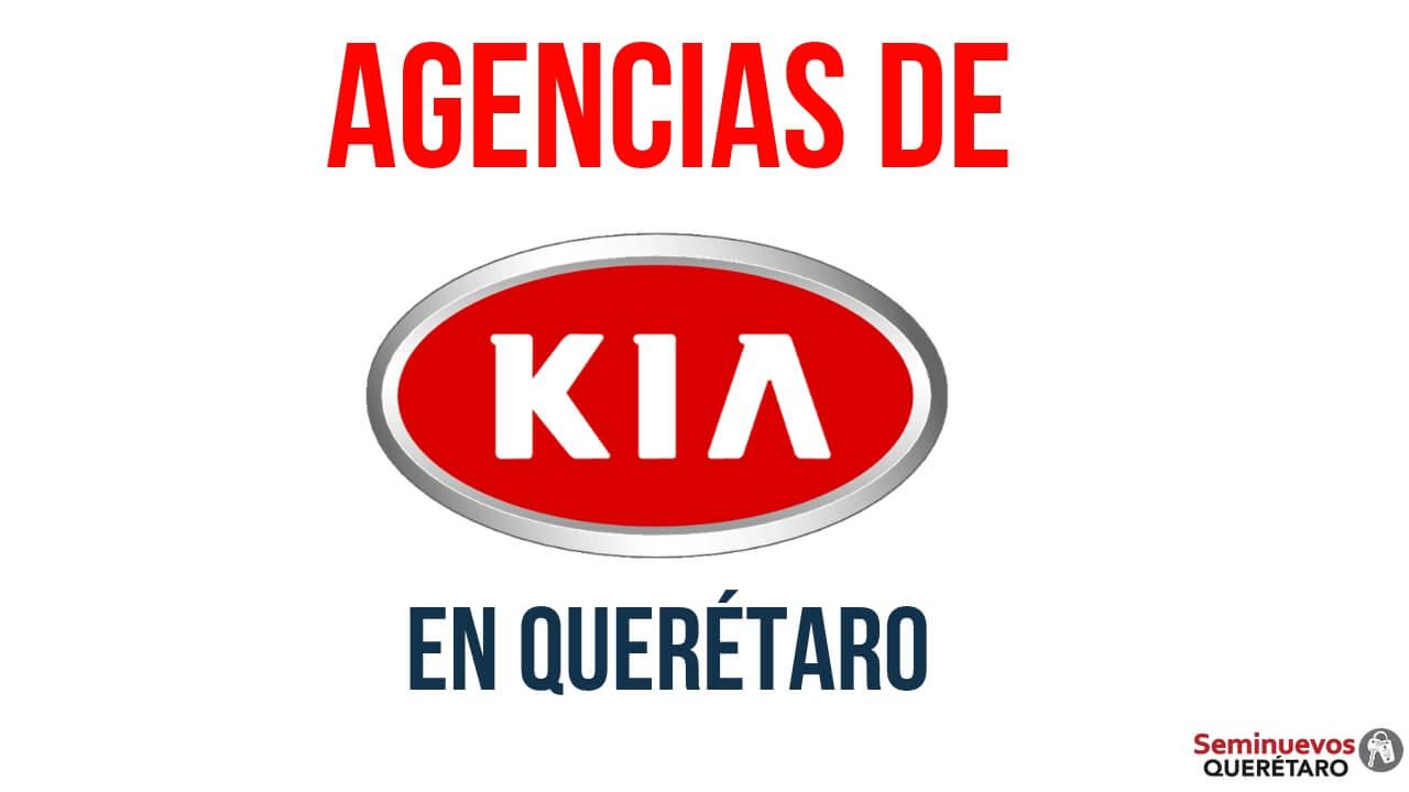 agencias de kia en querétaro