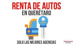 renta de autos en queretaro precios